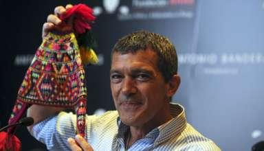 Антонио Бандерас показал свою первую модную коллекцию