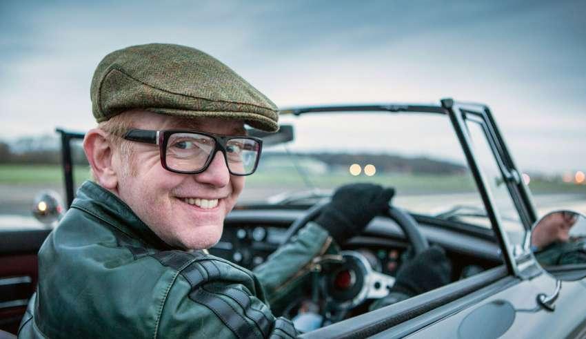 Крис Эванс покидает Top Gear