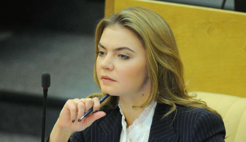 """Алина Кабаева станет председателем совета директоров """"Спорт-Экспресса"""""""