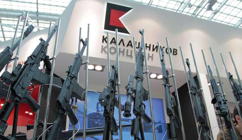 """Концерн «Калашников» подал иск к французскому производителю реплик """"АК"""""""