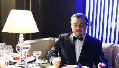 Российский двойник Леонардо Ди Каприо снялся в рекламе водки