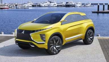 У Nissan Juke появится стильный конкурент. Mitsubishi представила тизер нового кроссовера