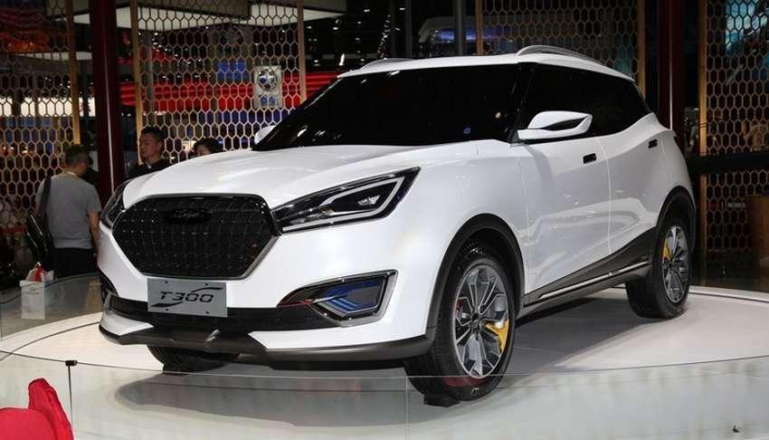 Китайский автоконцерн Zotye в 2017 году привезет в РФ две новые модели