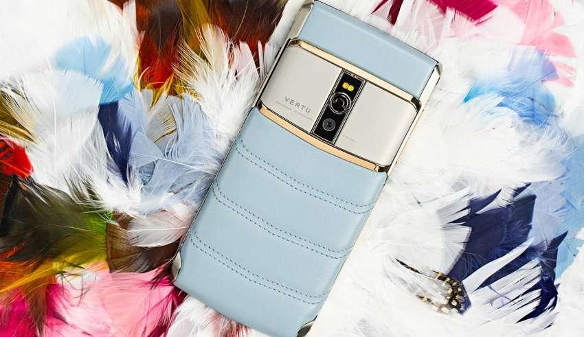 Vertu. Самые дорогие смартфоны в мире