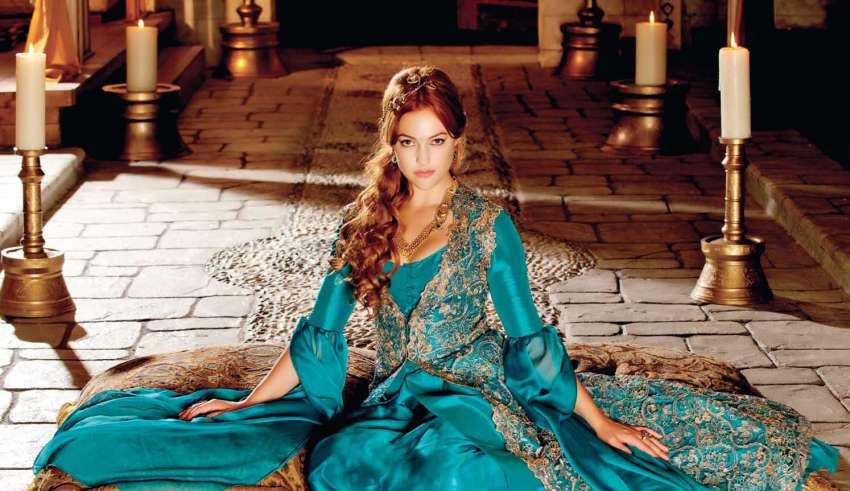 Исполнительница роли Хюррем Султан в сериале «Великолепный век» признана лучшей актрисой в мире
