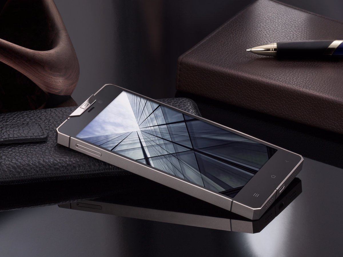 Gresso - Самые дорогие смартфоны в мире