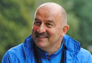 Станислав Черчесов - новый главный тренер сборной России по футболу