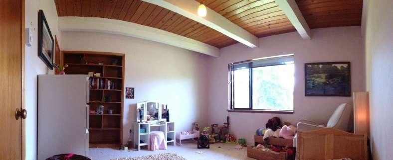 Любящий отец построил сказочное дерево в комнате своей дочери