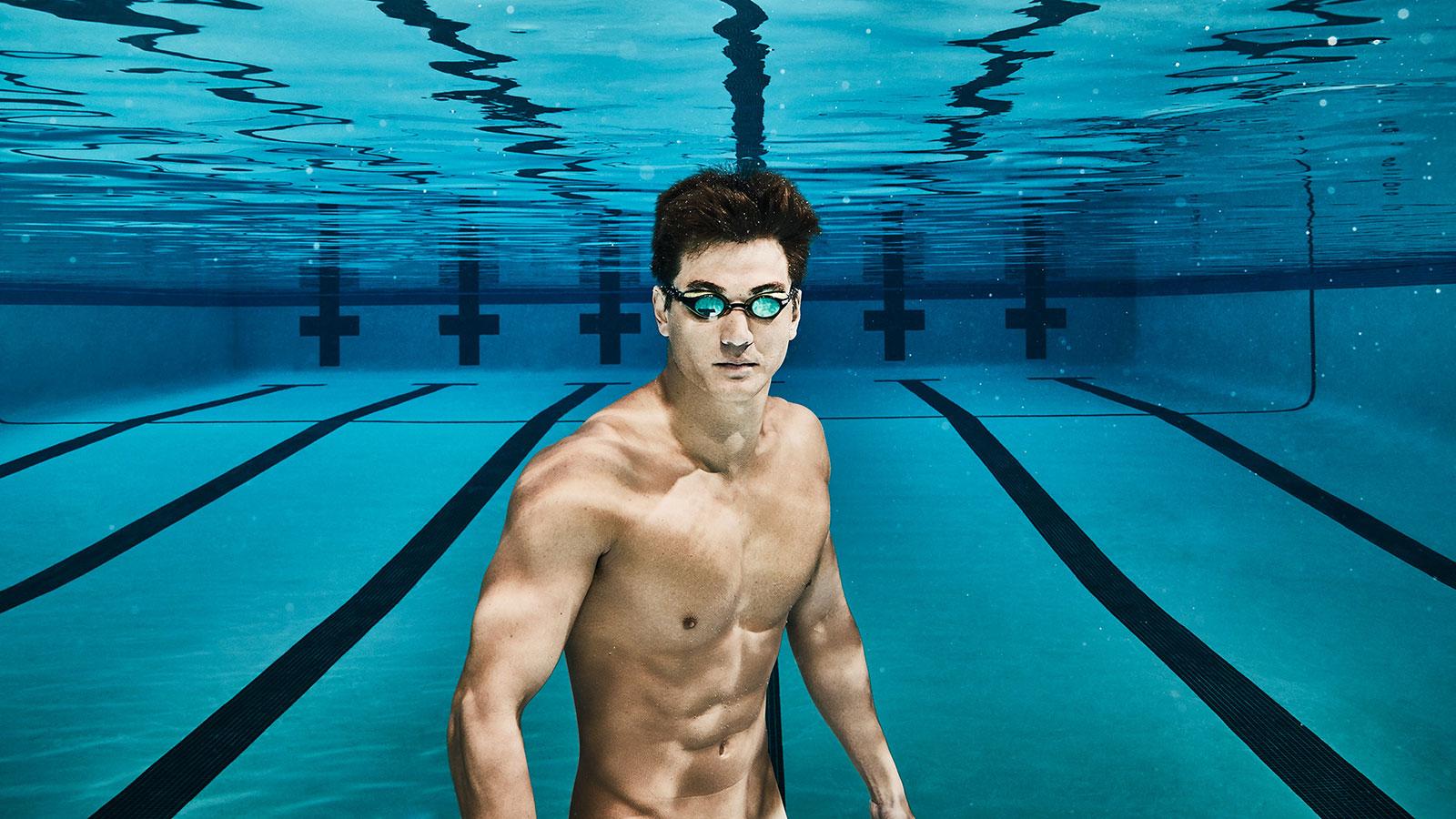 Nathan Adrian. В ежегодной фотосессии Body Issue для журнала ESPN приняли участие 20 известных спортсменов
