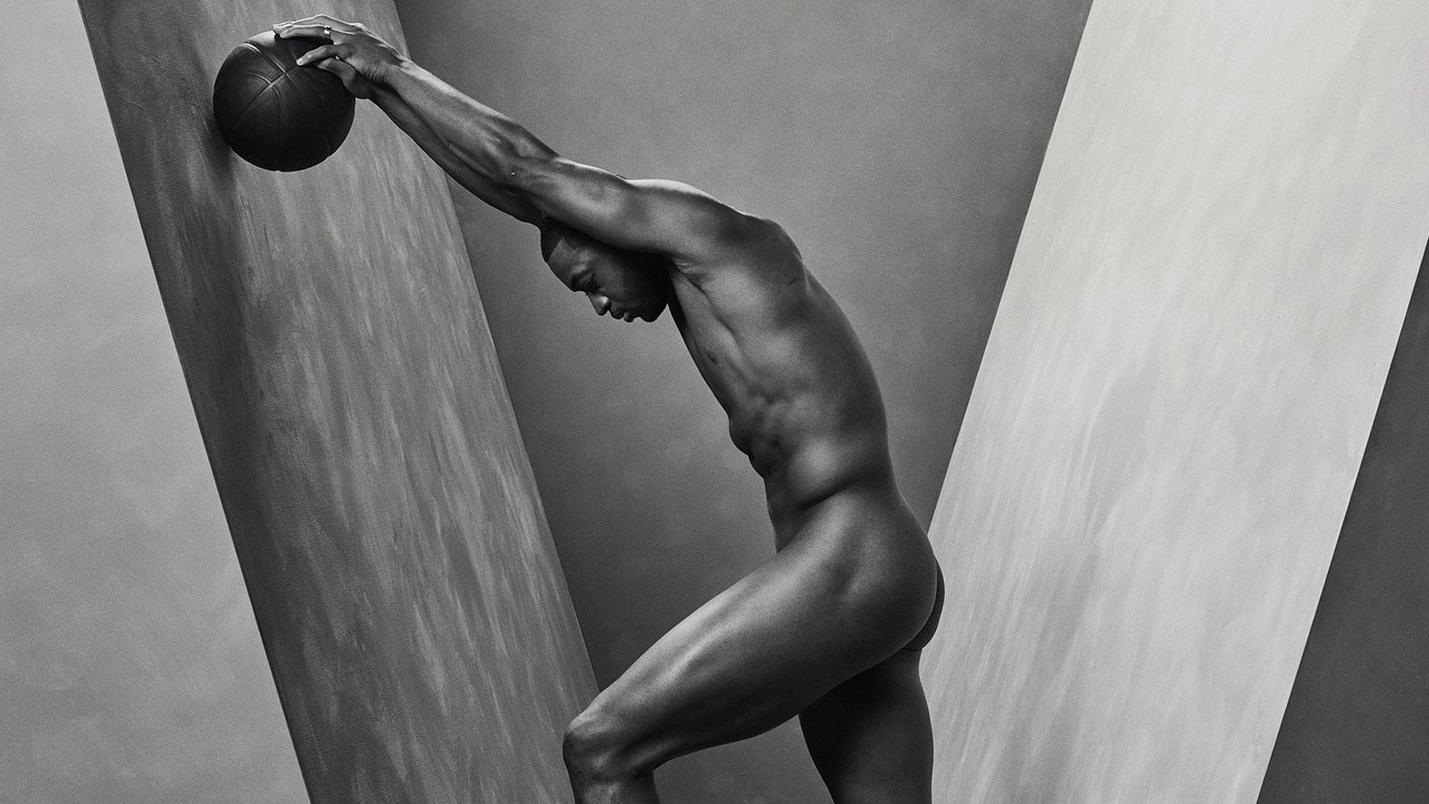 Dwyane Wade. В ежегодной фотосессии Body Issue для журнала ESPN приняли участие 20 известных спортсменов
