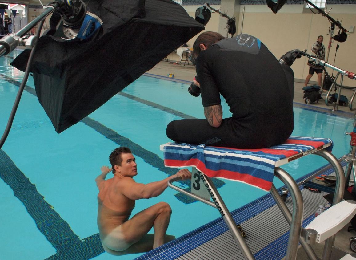 В ежегодной фотосессии Body Issue для журнала ESPN приняли участие 20 известных спортсменов