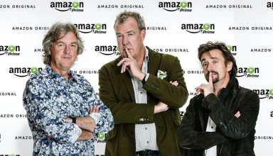 Jeremy Clarkson/James May/Richard Hammond/Amazon/The Grand Tour
