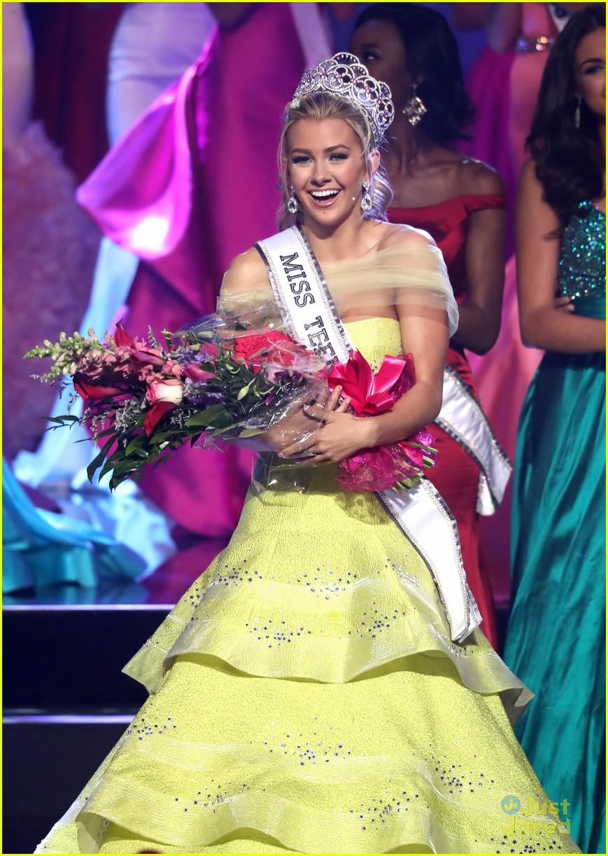 18-летняя школьница из Техаса стала Miss Teen USA-2016