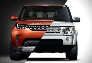 Новый Land Rover Discovery