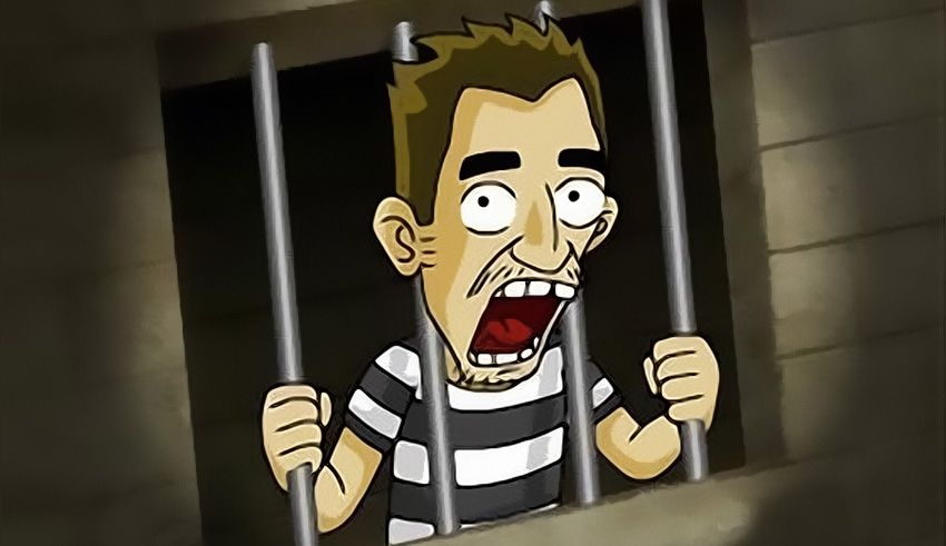Футбольный арбитр покусал полицейского