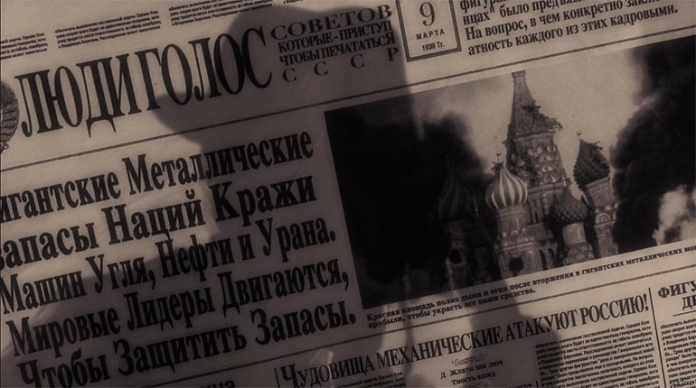 Киноляпы. Русские надписи в американских фильмах (24 фото)