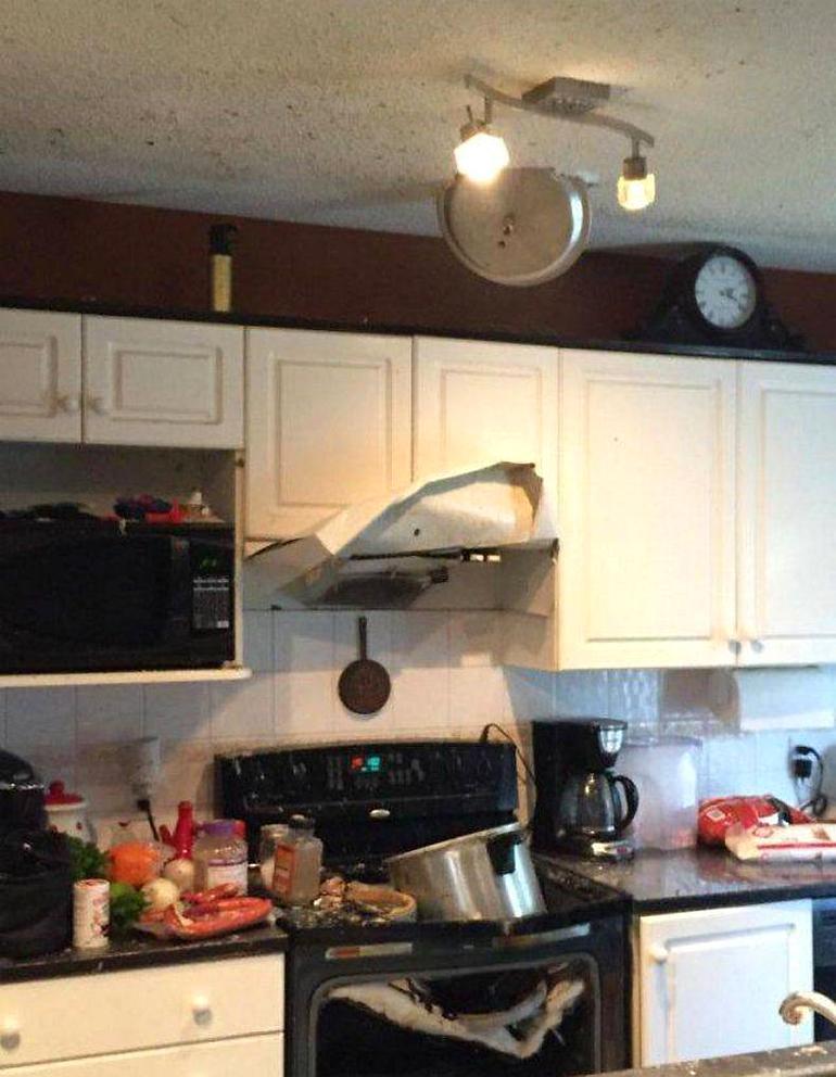 Кулинарные кошмары на кухне (не для слабонервных, 32 фото)