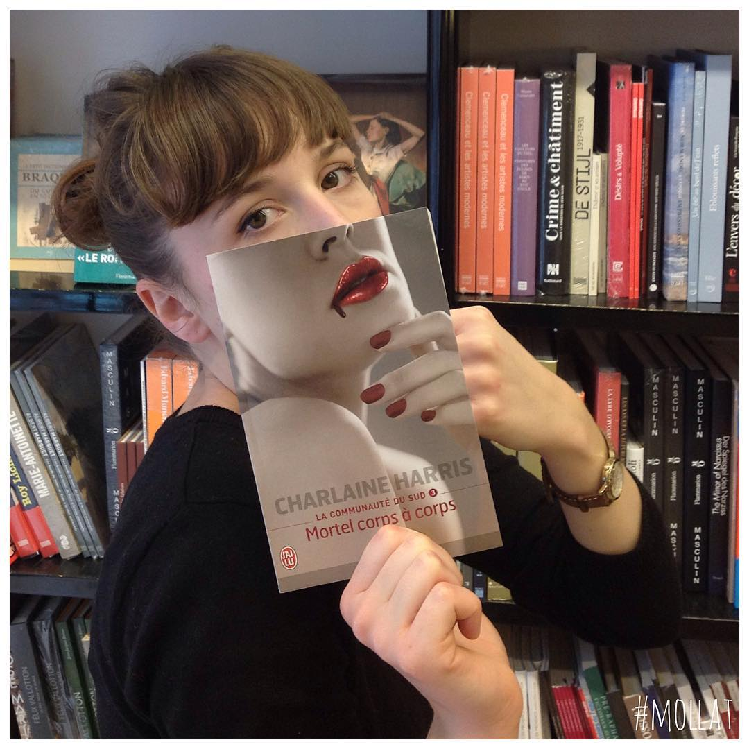 Развлечения сотрудников книжного магазина (25 фото)
