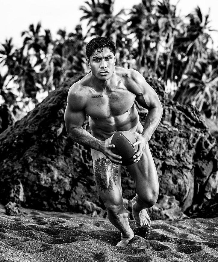 ESPN Body Issue 2017 представил долгожданные фото обнажённых спортсменов