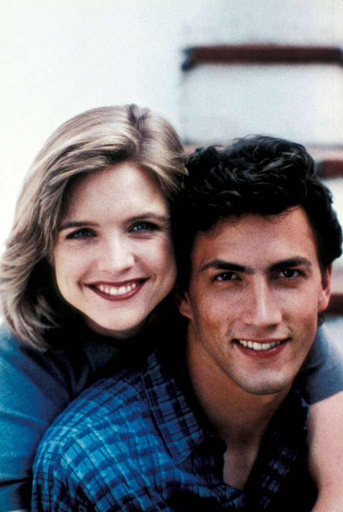Courtney Thorne-Smith & Andrew Shue