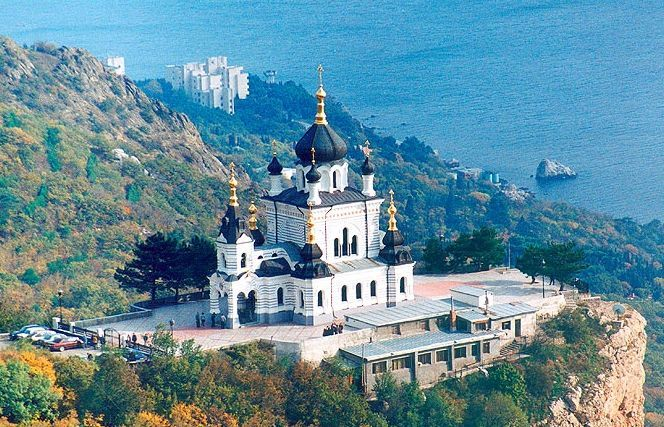 Едем в Крым?