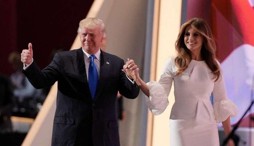 Мелания Трамп. Стать первой леди непросто