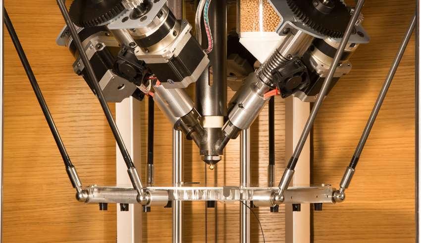 Pam - Инновационный 3D принтер с потрясающими возможностями