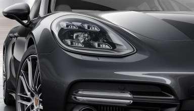 Новый облик Porsche Panamera