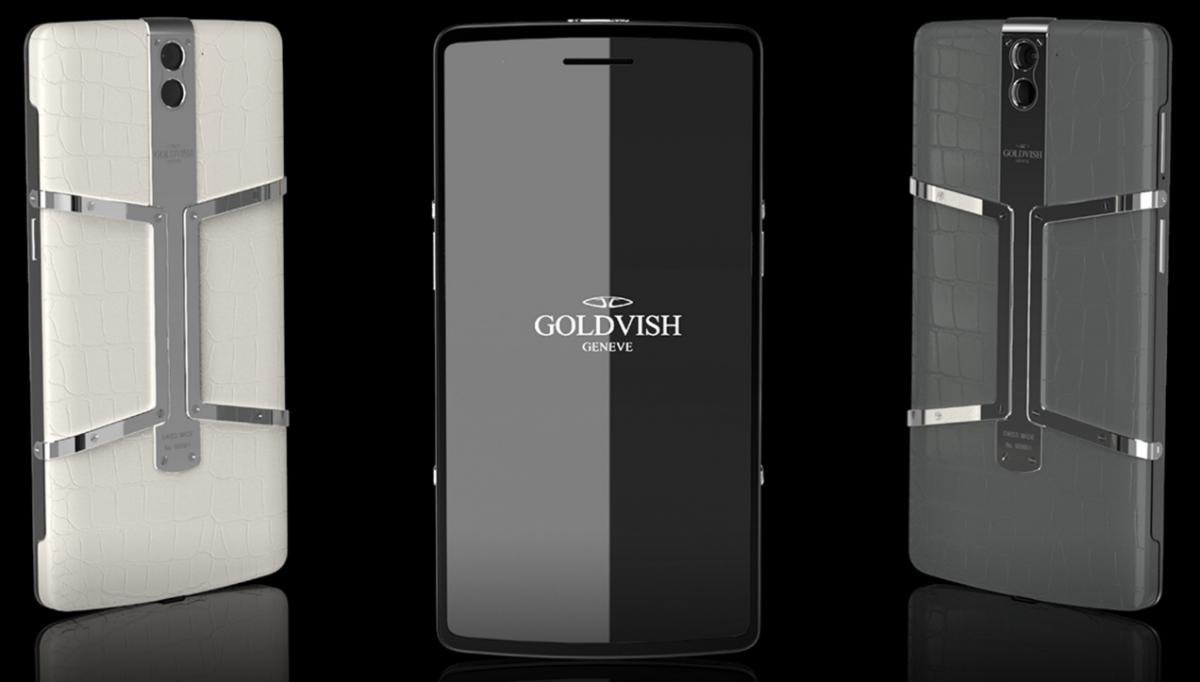 Goldvish - Самые дорогие смартфоны в мире