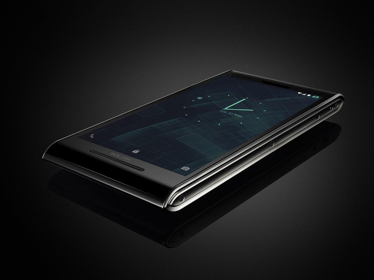 Courtesy of Sirin Labs. Самые дорогие смартфоны в мире