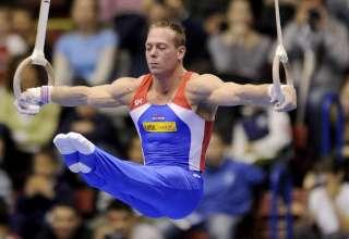 Голландского гимнаста отстранили от участия в Олимпиаде за распитие спиртных напитков