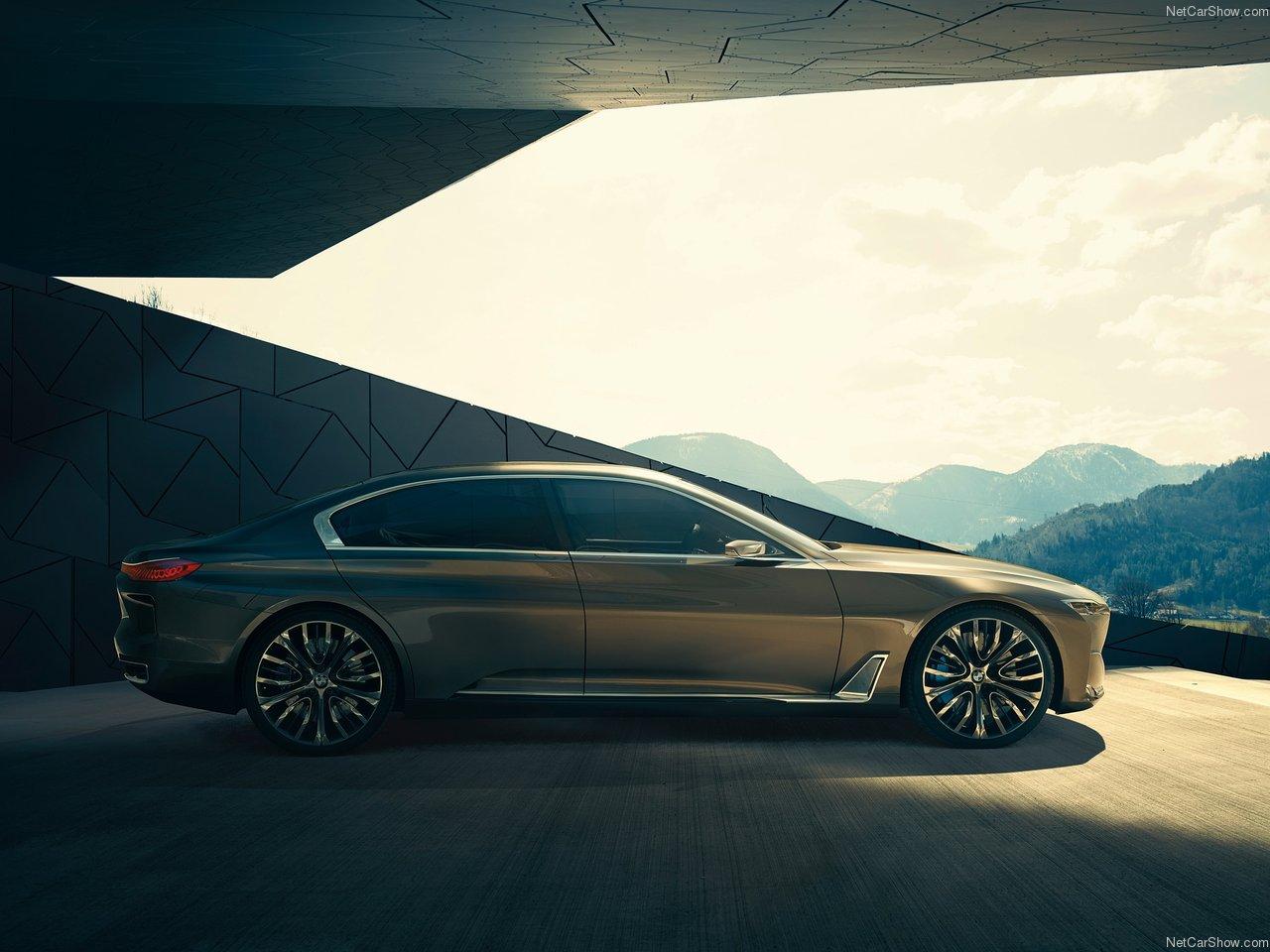 9 серия BMW должна стать прямым конкурентом Mercedes-Benz Maybach