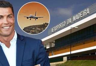 Аэропорт в Мадейре будет назван в честь Криштиану Роналду