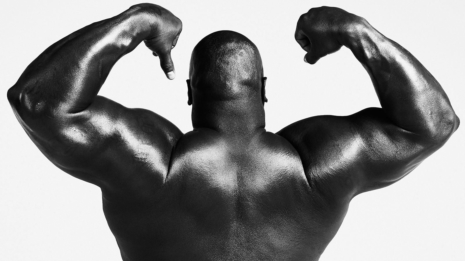 Vince Wilfork. В ежегодной фотосессии Body Issue для журнала ESPN приняли участие 20 известных спортсменов