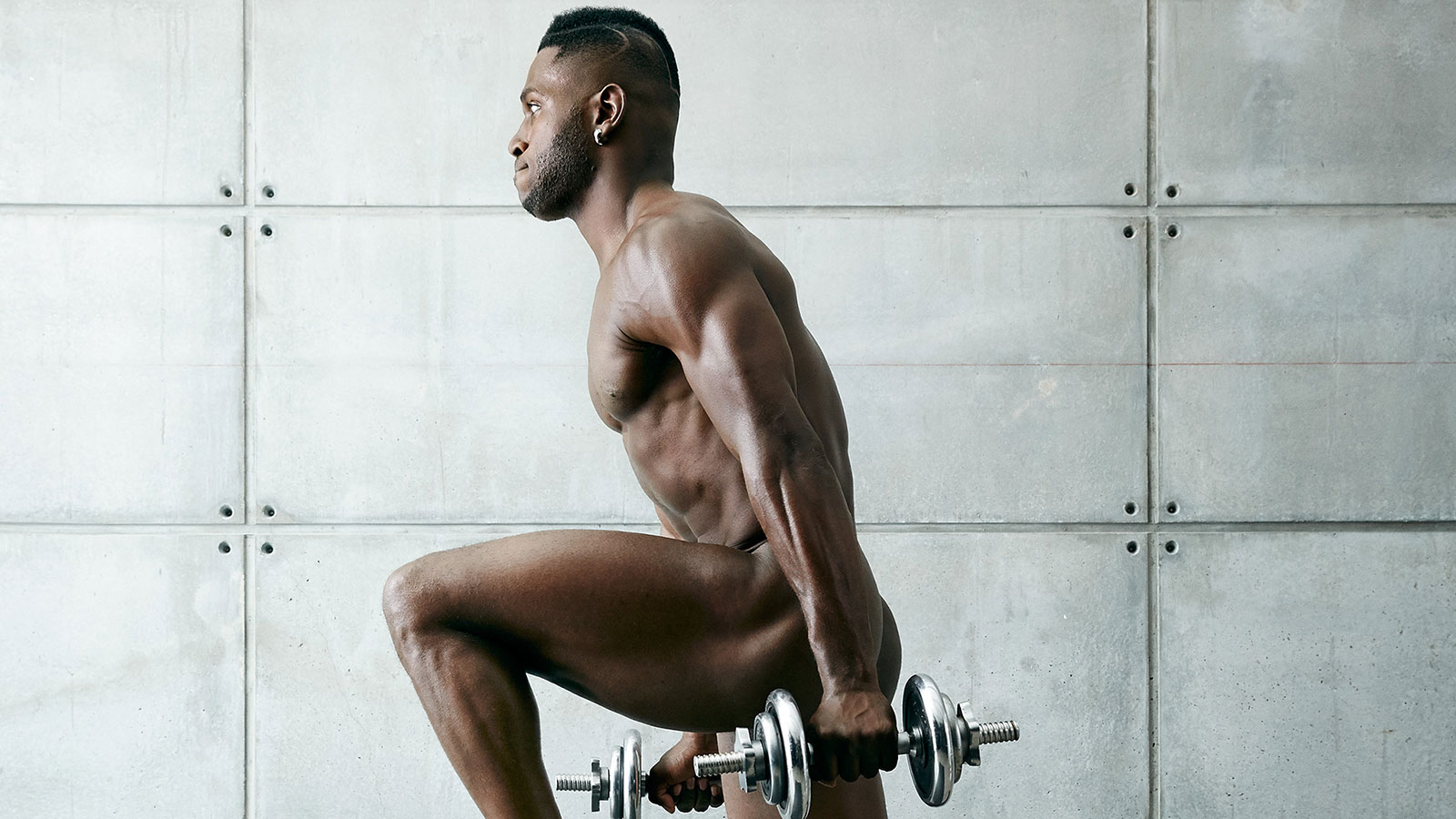 Antonio Brown. В ежегодной фотосессии Body Issue для журнала ESPN приняли участие 20 известных спортсменов