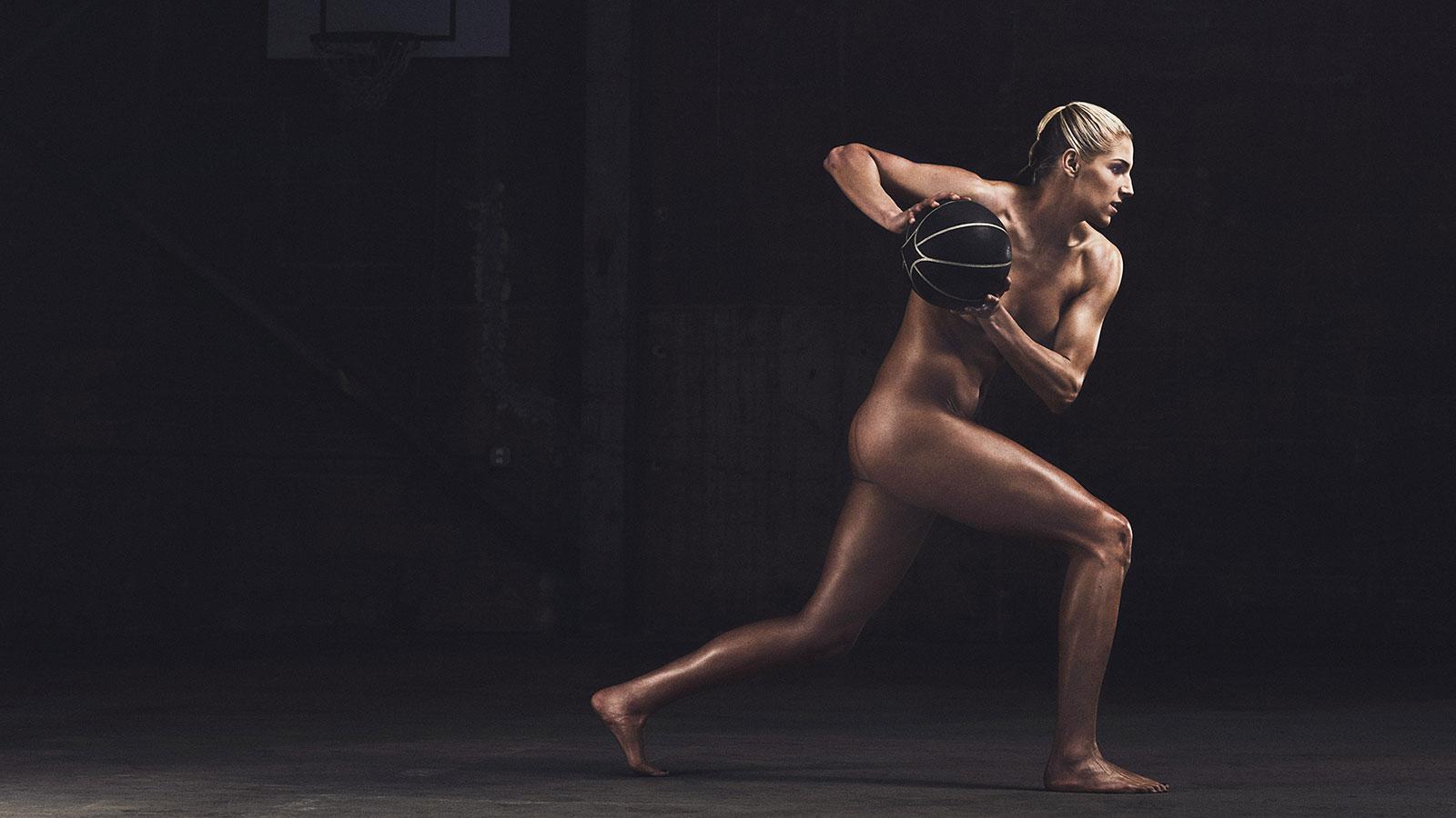 Elena Delle Donne. В ежегодной фотосессии Body Issue для журнала ESPN приняли участие 20 известных спортсменов