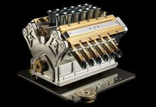 Эксклюзивная эспрессо-машина Aurum 18CT