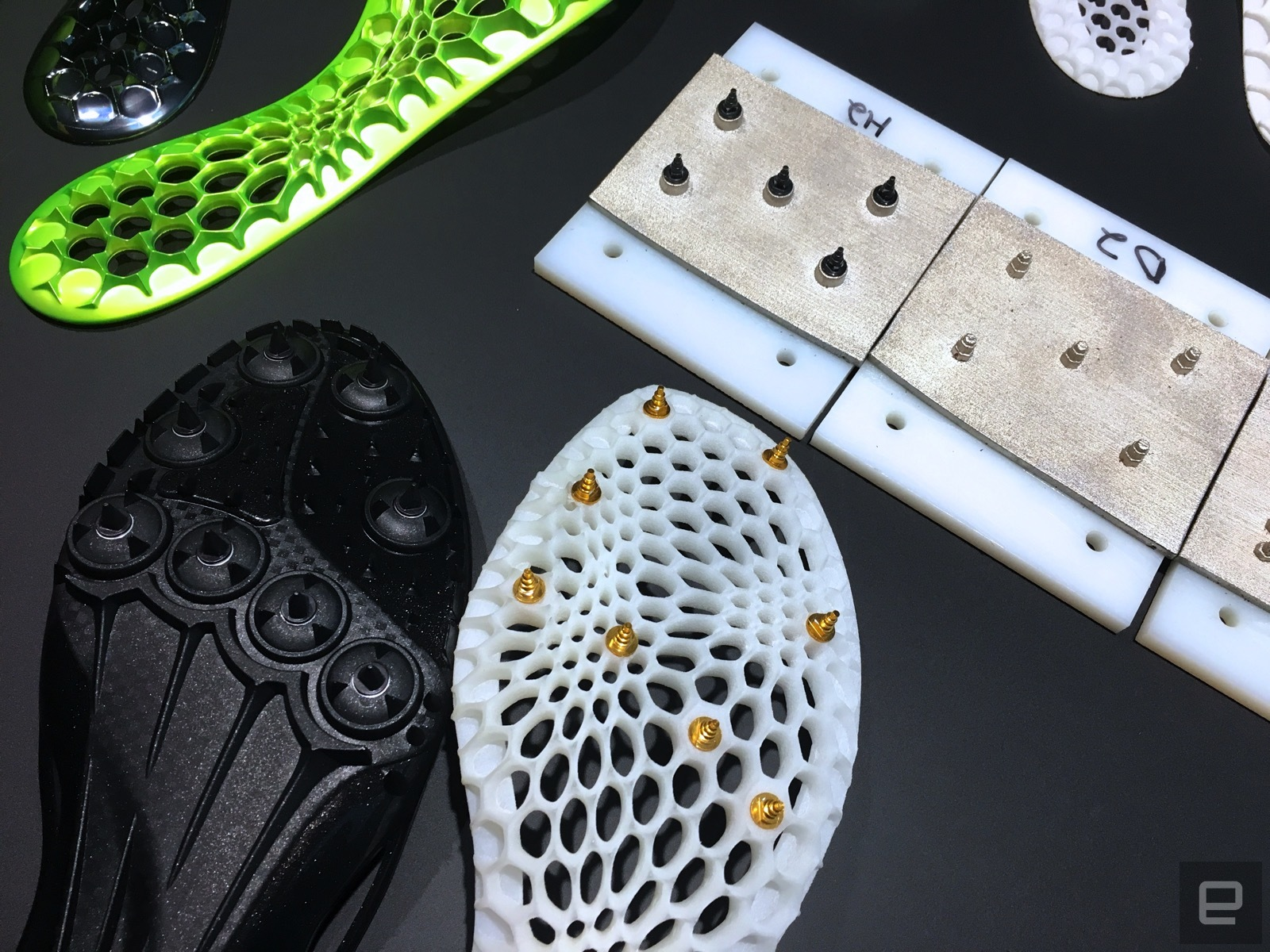Nike использует 3D печать и ноги Олимпийских спринтеров для создания новых беговых кроссовок
