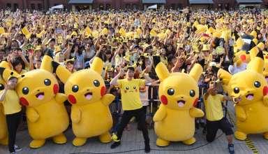 Pokemon GO. Южную Корею неожиданно наводнили покемоны