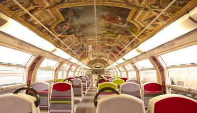 Пригородные поезда во Франции превратились в дворцы на колесах
