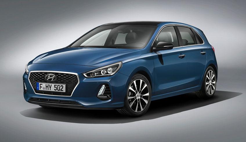 Новый облик Hyundai i30