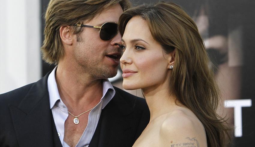 Брэд Питт и Анджелина Джоли не собираются подавать на развод