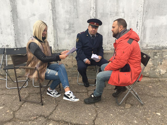 "Ведущая телепроекта ""Дом-2"" Ольга Бузова оказалась за решёткой"