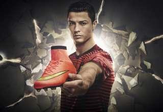 Nike намерен заключить с Роналду пожизненный контракт