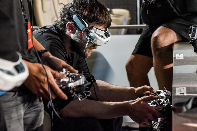 Drone Racing League. Соревнования Лиги гоночных дронов будет транслировать спортивный телеканал ESPN