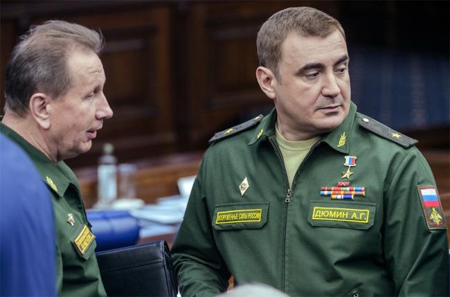 Бывший сотрудник Службы безопасности президента России избран Губернатором Тульской области