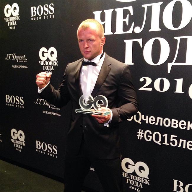 """Сергей Шнуров назван """"Человеком года"""""""