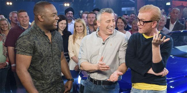 Мэтт Леблан станет новым лицом автомобильного шоу Top Gear