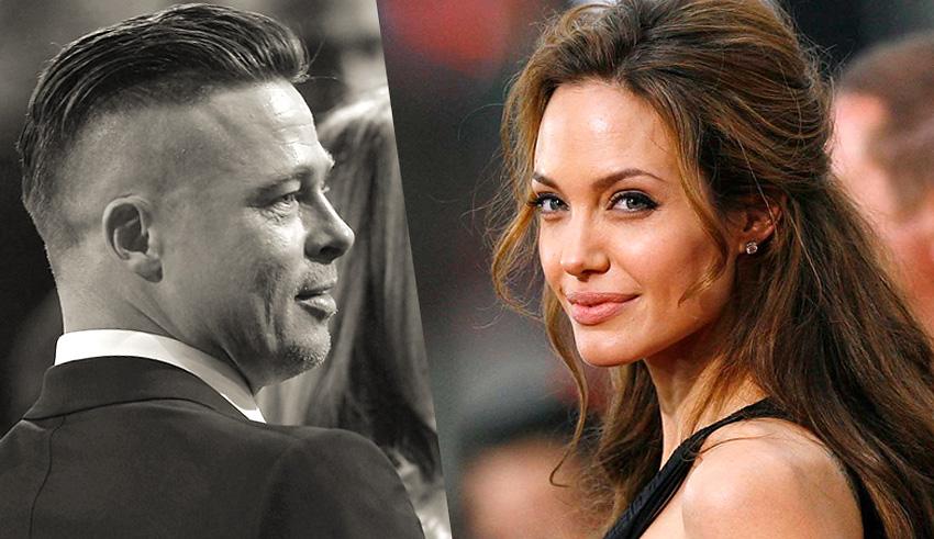 Зарубежные СМИ: Анджелина Джоли действительно изменяла Брэду Питту?