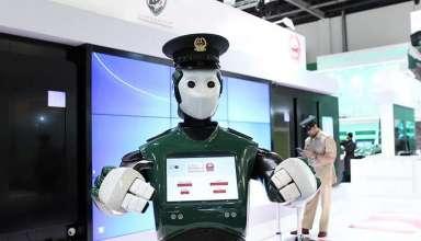 Первый робот-полицейский начнёт нести службу в 2017 году